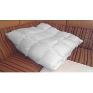 Одеяло 90х90 из утиного пуха-пера