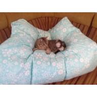 Одеяло 2 спальное 172х205 из гусиного пуха-пера