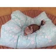 Одеяло 100х135 из утиного пуха-пера