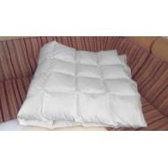 Одеяло 120х140 из утиного пуха-пера