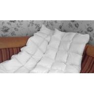 Одеяло из утиного пуха 2 спальное 195х215