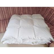 Одеяло из утиного пуха 100х135