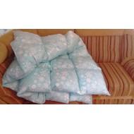 Одеяло из утиного пуха 140х205