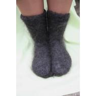Носки женские из козьего пуха