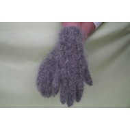Перчатки мужские из козьего пуха