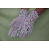 Перчатки женские из козьего пуха